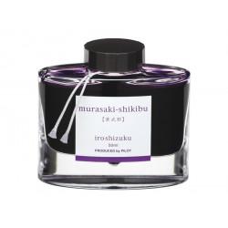 Encrier Iroshizuku Pilot® Violette Murasaki Shikibu 50 ml