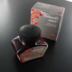 Encrier Rouge Brillant PELIKAN® 30 ml