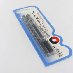 Cartouches Blister 5 recharges Sheaffer® Noire