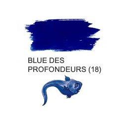Cartouches Bleu des Profondeurs boite de 6 Herbin®