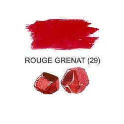 Cartouches Rouge Grenat boite de 6 Herbin®