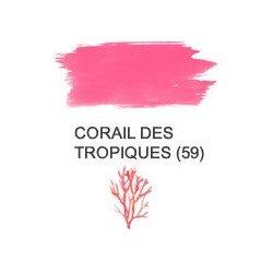 Cartouches Corail des Tropiques boite de 6 Herbin®