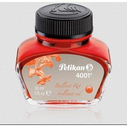 Encrier Rouge Brillant PELIKAN® 30 ml
