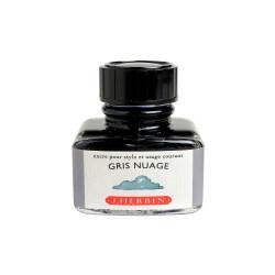 Flacon d'encre J. Herbin® Gris Nuage 30 ml
