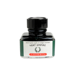 Flacon d'encre Vert Empire 30 ml J. Herbin®