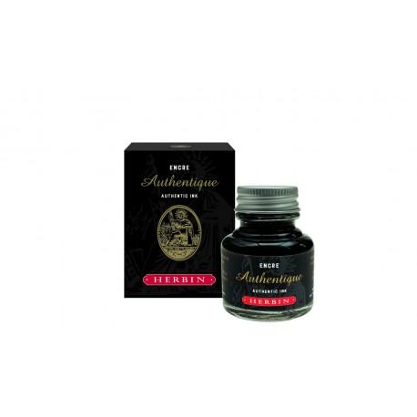 Flacon d'encre J. Herbin® Authentique Noire 30 ml