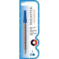 Lot de 10 Recharges Rollers Bleues Moyennes Sheaffer®