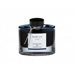 Encrier Iroshizuku Pilot® Bleu Tsuki-Yo 50 ml