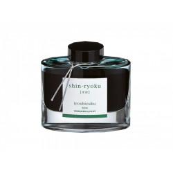 Encrier Iroshizuku Pilot® Vert Shin-Ryoku 50 ml