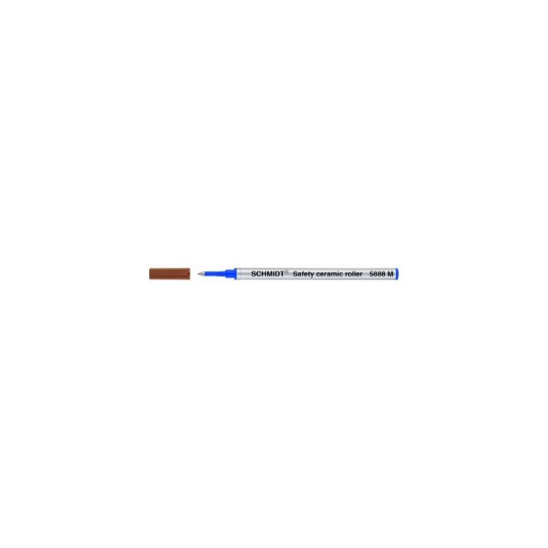 Recharge (SRC 5888) ROLLER SCHMIDT ceramic BLEUE.