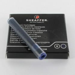 Lot de 5 boîtes de cartouches Bleues-Noires Sheaffer®