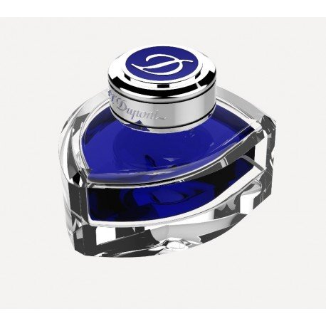 Flacon d'encre Bleu Royal 70 ml ST Dupont®