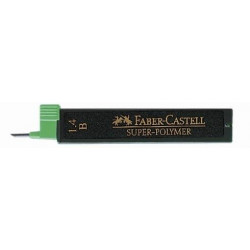 Recharge mine 1,4 mm B de chez FABER-CASTELL