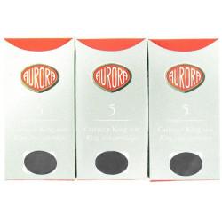 Lot de 10 boîtes de cartouches d'encre Aurora® Noires